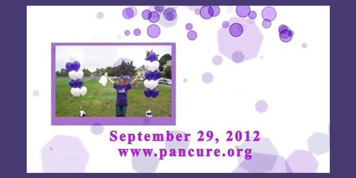 Medford Ma. 5K Walk - Run to Benefit Pancreatic Cancer 2012